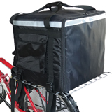 "PK-140Z: Thermal bag, reliable insulated food delivery backpacks, stain resistent, 20"" L x 20"" W x 20"" H"